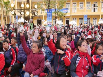 """Sữa học đường của Hà Nội: """"Dấu son"""" cần nhân rộng"""