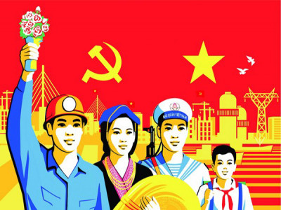 Đảng sẽ mãi là ánh sáng mùa xuân của tuổi trẻ
