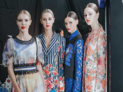 Những xu hướng trang điểm gây sốt trên sàn diễn Aquafina Vietnam International Fashion Week Xuân Hè 2019