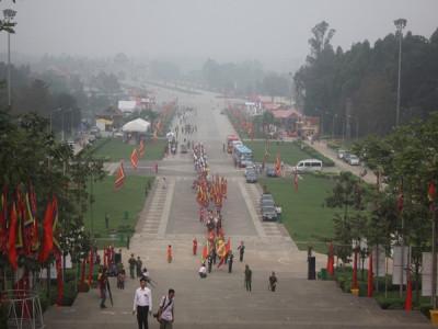 Giỗ tổ Hùng Vương và Lễ hội Đền Hùng năm 2019 được tổ chức chính trong 03 ngày