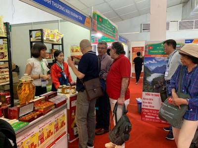 Khai mạc Hội chợ Thương mại Quốc tế Việt Nam 2019