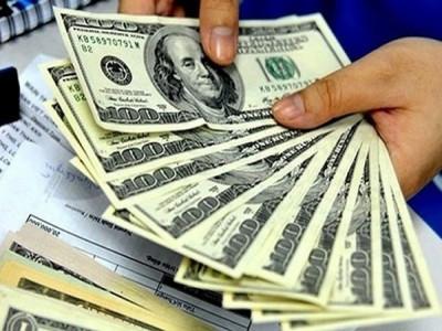 Tỷ giá ngoại tệ ngày 23/4: Tỷ giá trung tâm vọt lên mức 23.004 VND/USD