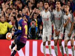 Vẫn có thứ khiến Messi muộn phiền dù thắng đậm Liverpool