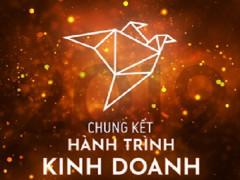 Đêm chung kết Hành Trình Kinh Doanh 2019