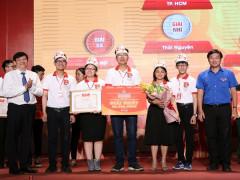 """Đội tuyển TP Hồ Chí Minh giành giải nhất """"Ánh sáng soi đường"""""""