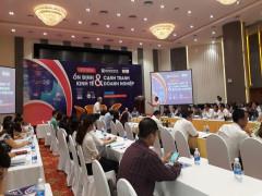 Hội nghị ổn định kinh tế và cạnh tranh doanh nghiệp