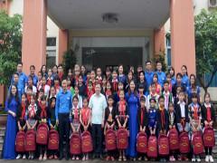 Yên Bái tổ chức chuỗi các hoạt động nhân dịp kỷ niệm 78 năm Ngày thành lập Đội TNTP Hồ Chí Minh