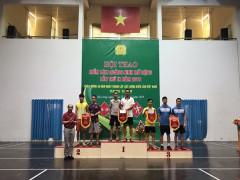 Kiểm lâm Quảng Ninh: Tổ chức giải thể thao mở rộng lần thứ IX năm 2019