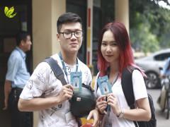 Hoạt động bảo vệ môi trường thiết thực của sinh viên Ngoại giao