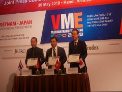 Diễn đàn Công nghiệp hỗ trợ Việt Nam năm 2019 - VME Forum 2019