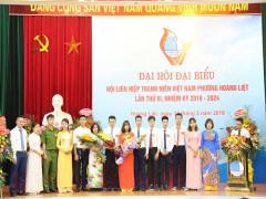 Đại hội Hội LHTN Việt Nam phường Hoàng Liệt Lần thứ VI,  nhiệm kỳ 2019 – 2024