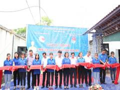 Tuổi trẻ khối Công nghiệp Hà Nội:  Khánh thành và trao sân chơi cho thanh, thiếu nhi