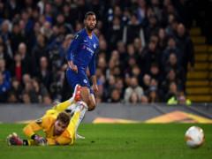 """Thắng Frankfurt ở loạt """"đấu súng"""", Chelsea vào chung kết Europa League"""