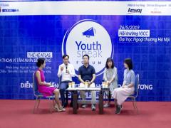 Diễn đàn tiếng nói trẻ 2019 vì mục tiêu phát triển bền vững
