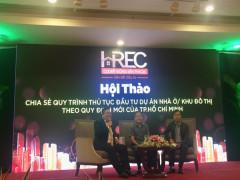 HREC góp phần vào sự ổn định và phát triển kinh tế