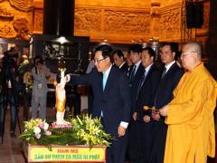 Đại lễ Hoa đăng cầu nguyện cho hòa bình thế giới