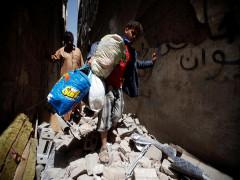 Tấn công vào thủ đô của Yemen làm 5 trẻ em thiệt mạng