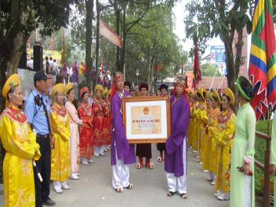 Danh thắng Tây Thiên –  Điểm du nhập đầu tiên của Đạo Phật,  nơi khởi nguồn của Đạo Mẫu Việt Nam