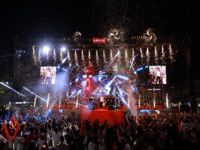 Đại nhạc hội siêu hoành tráng tại Hà Nội