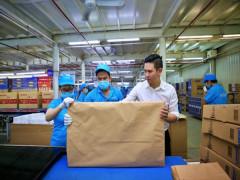 Tập đoàn điện tử Asanzo tiên phong cam kết với Bộ Tài nguyên và Môi trường trong việc sử dụng bao bì bằng giấy tái chế thay cho nilon bọc trong toàn bộ sản phẩm