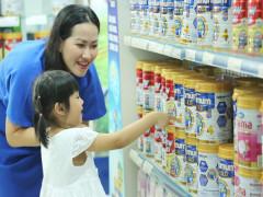 Vinamilk tiếp tục là thương hiệu được người tiêu dùng chọn mua nhiều nhất ở cả thành thị và nông thôn
