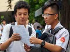 Trường Phổ thông Năng khiếu công bố điểm chuẩn