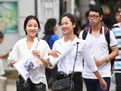 Thông tin nhanh về ngày thi thứ nhất kỳ thi THPT Quốc gia năm 2019
