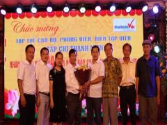 Đoàn công tác Tạp chí Thanh niên sinh hoạt chính trị tại tỉnh Bắc Ninh nhân kỷ niệm 94 năm ngày Báo chí cách mạng Việt Nam