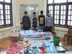 Công an huyện Mộc Châu: Đơn vị điển hình trong đấu tranh, phòng ngừa tội phạm tín dụng đen