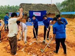 Huyện đoàn Yên Bình kết nối xây dựng 12 nhà nhân ái tặng hộ nghèo