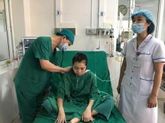 Bệnh viện Phổi Trung ương cứu sống cô gái dân tộc mắc bệnh hiểm nghèo