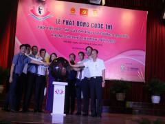 """Phát động Cuộc thi """" Tuổi trẻ học tập và làm theo tư tưởng, đạo đức, phong cách Hồ Chí Minh"""" năm 2019"""