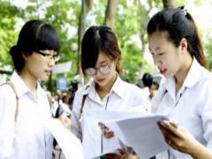 Có gian lận thi cử nhưng chưa thể bỏ thi Trung học phổ thông quốc gia