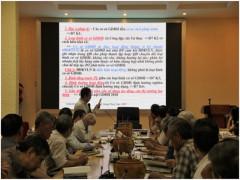 Hội nghị phổ biến Luật sửa đổi, bổ sung một số điều của Luật Giáo dục đại học