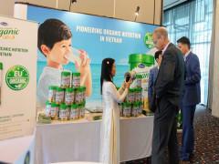 Vinamilk - là đại diện duy nhất của khu vực Châu Á trình bày về xu hướng Organic tại  Hội Nghị Sữa Toàn Cầu 2019 diễn ra ở Bồ Đào Nha