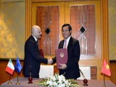 Ký kết chương trình hành động về hợp tác giáo dục Việt Nam - Italia giai đoạn 2019-2022
