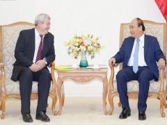 Thủ tướng hoan nghênh Czech mở lại thị thực lao động cho Việt Nam