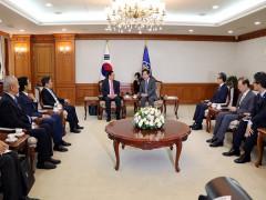 Việt Nam đề nghị Hàn Quốc tạo thuận lợi nhập khẩu mặt hàng nông, thuỷ sản