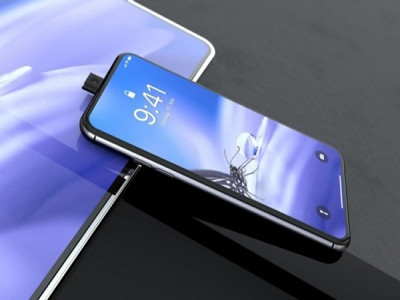 Ý tưởng iPhone 11 Pro có camera 'thò thụt'