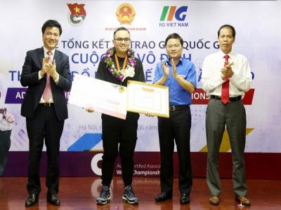 3 thí sinh Việt Nam góp mặt tại Cuộc thi Vô địch Thiết kế Đồ họa Thế giới