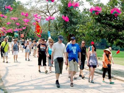 8,5 triệu khách quốc tế đến Việt Nam trong nửa đầu năm 2019