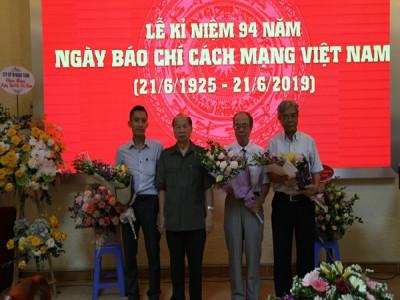 Trường Đại học Kinh doanh và Công nghệ Hà Nội chúc mừng ngày Báo chí Cách mạng Việt Nam