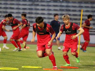 Lịch thi đấu King's Cup 2019: ĐT Việt Nam đại chiến Thái Lan