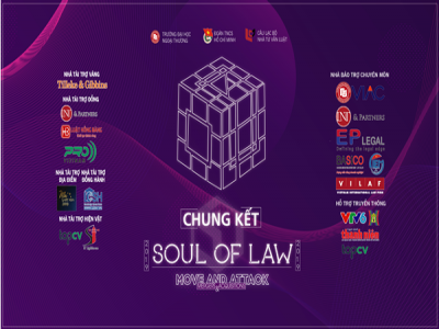 Chung kết cuộc thi Soul of Law 2019 – Mua bán và sáp nhập doanh nghiệp
