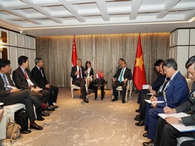 Cuộc gặp giữa Thủ tướng Việt Nam và Singapore giúp hai bên hiểu nhau hơn