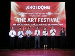 Hội diễn văn nghệ các cơ sở giáo dục nghề nghiệp  toàn quốc năm 2019 (AVET 2019)