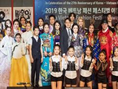 Lễ hội trao giải thời trang Việt Nam – Hàn Quốc
