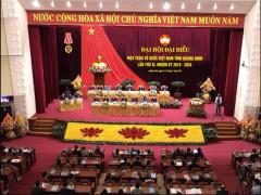 Đại hội MTTQ Việt Nam tỉnh Quảng Ninh  nhiệm kỳ 2019 – 2024 diễn ra trong 02 ngày 24 và 25/7