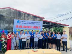 """Quảng Ninh: Ra mắt mô hình """"Dịch vụ rửa xe thanh niên"""""""