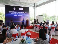 Hà Nội: Xúc tiến thương mại, liên kết hợp tác doanh nghiệp cùng phát triển
